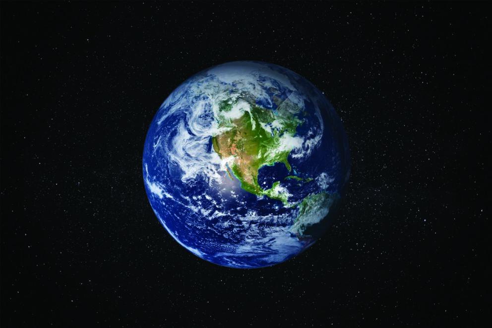 Planet Earth – Exasol
